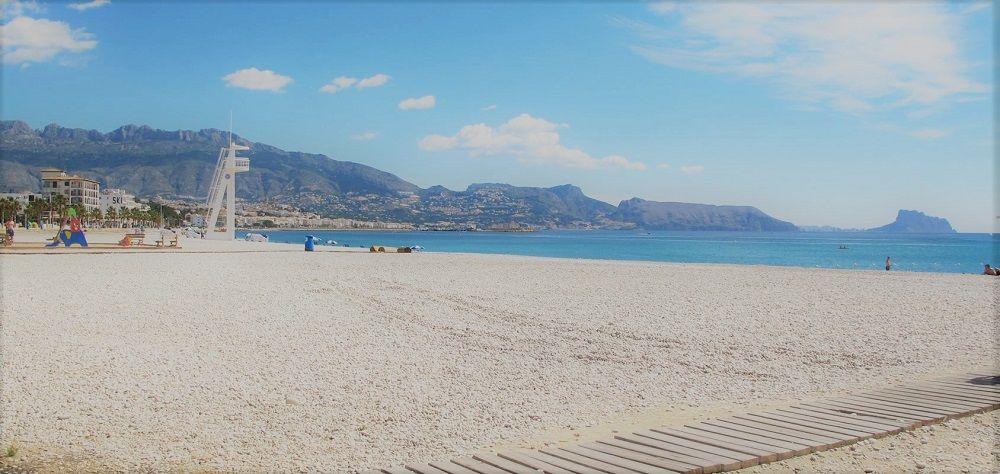 alfaz mejores playas de alicante capital
