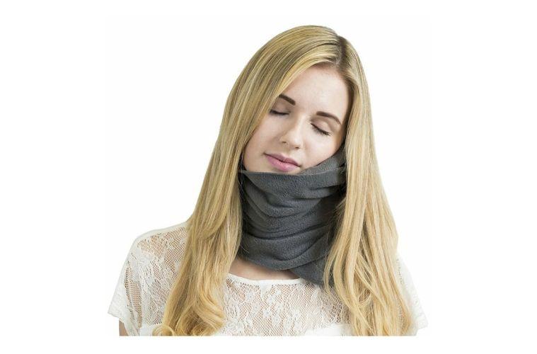 almohada cervical viajes cojin