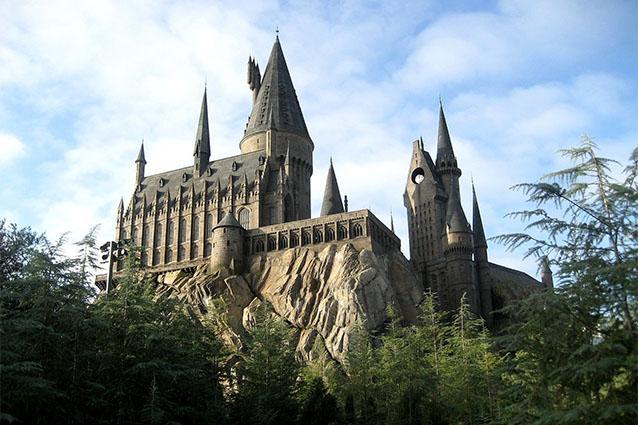 Hogwarts en la vida real