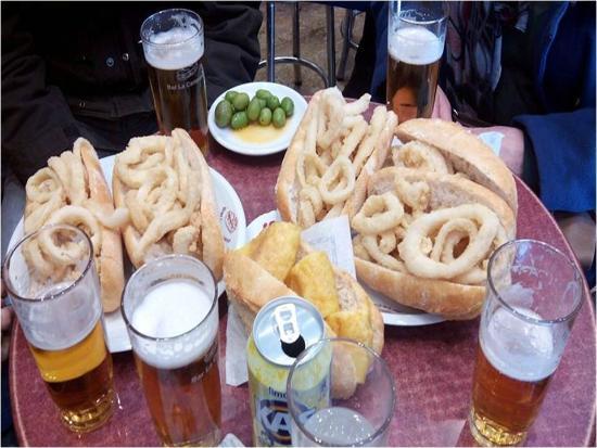 comer barato en madrid restaurante