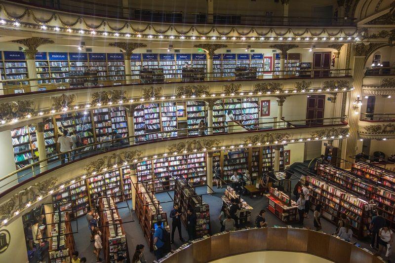 Libreria bueno aires