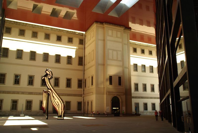 museos de madrid mas visitados