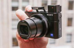 Sony rx100 camara de fotos