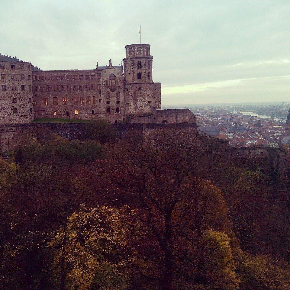 castillo de Heidelberg que ver