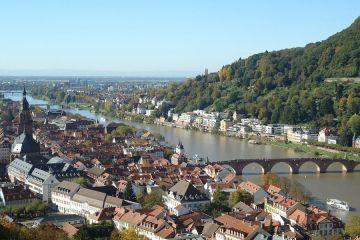 que ver en el castillo de Heidelberg