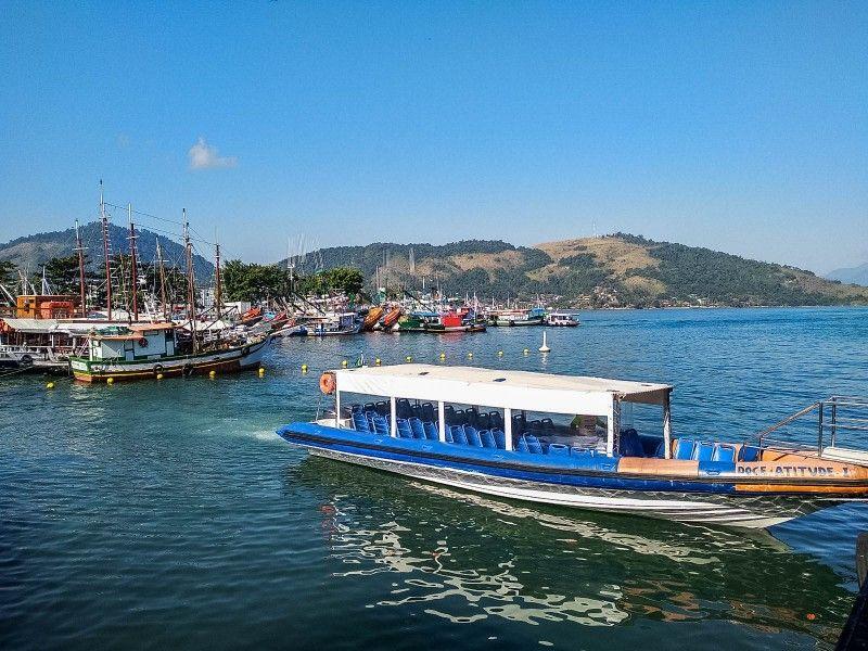 como llegar a Ilha Grande desde Rio