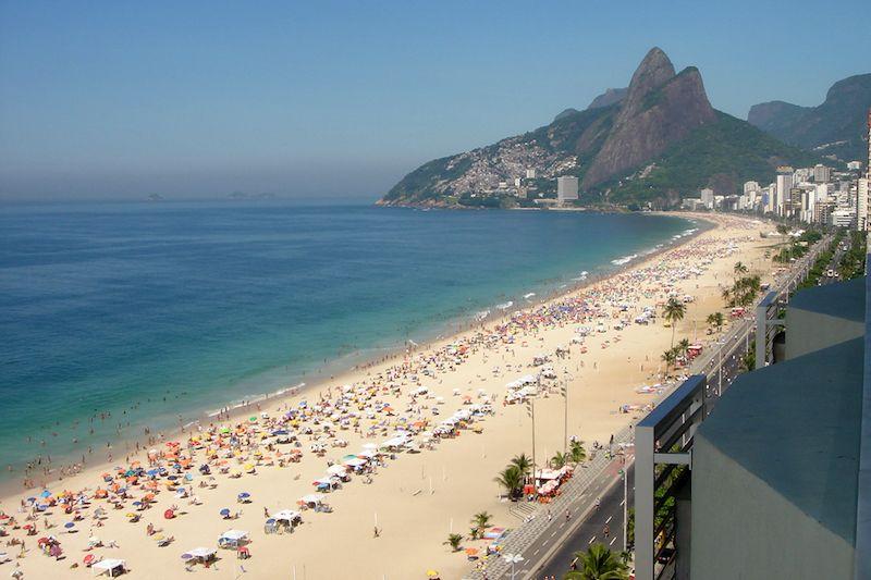 mejores playas rio de janeiro