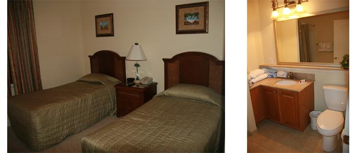 Hotel ou Apartamento em Orlando Blue Heron Resort