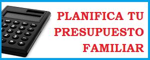 Planifica tu presupuesto familiar imagen