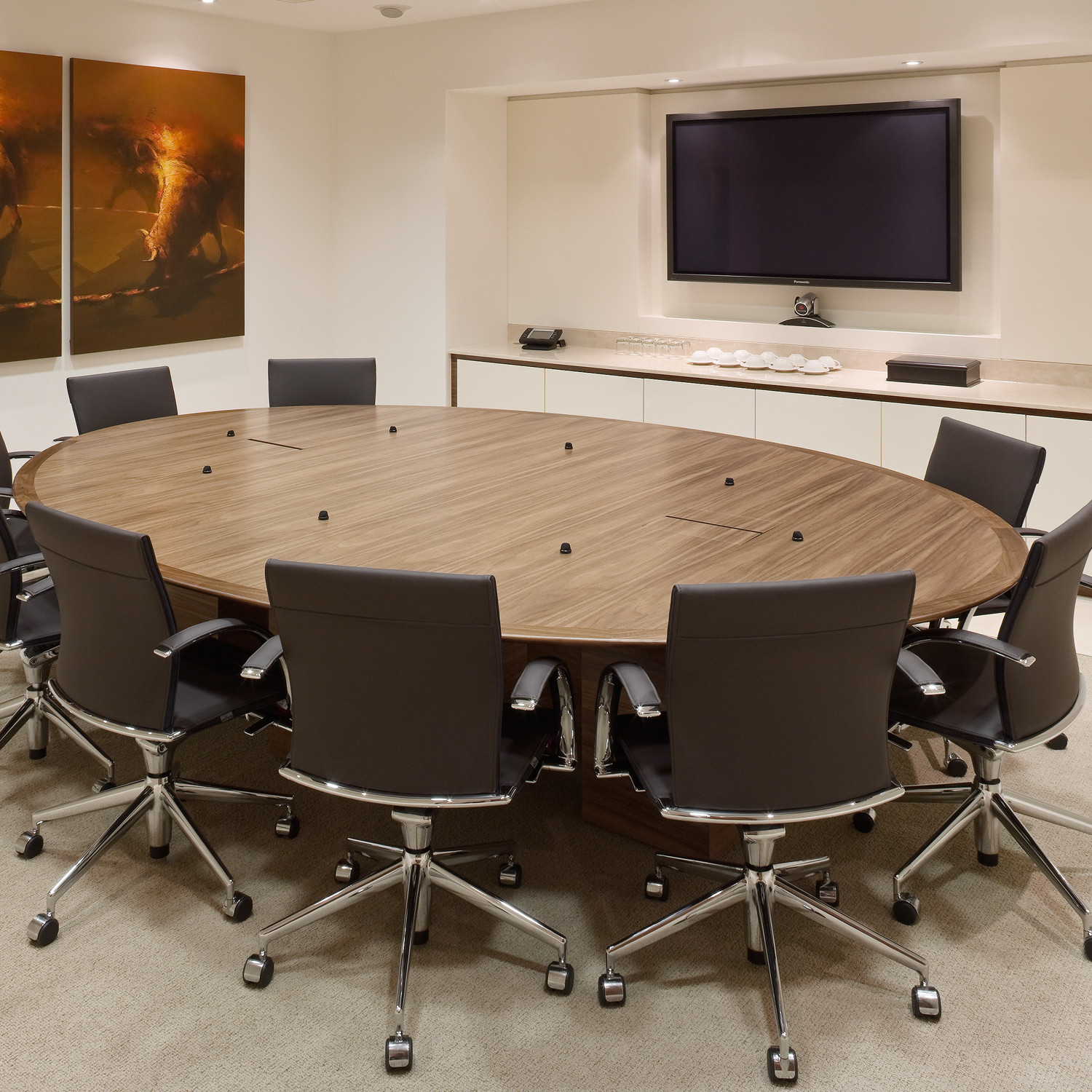Congress Tables  Meeting Room Tables  Apres Office Furniture