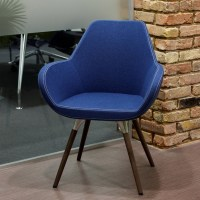 Reflex Wood Armchair | Meeting & Reception Chairs | Apres ...