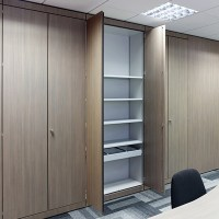 SW9 Storage Wall Cupboards