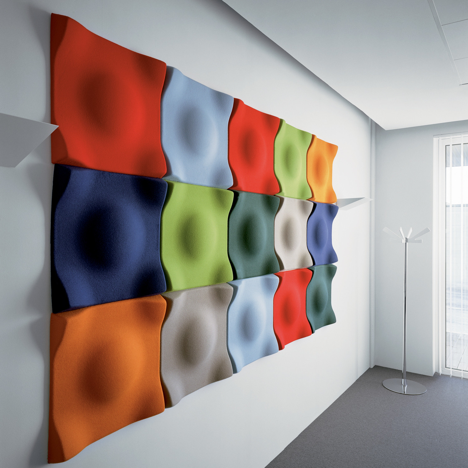 Soundwave Swell Acoustic Wall Panels Apres Furniture