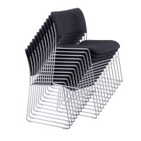 40/4 Stacking Chairs | David Rowland 40/4 Seating | Apres ...