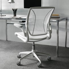 Different World Chair Howard Elliott Puff Covers Diffrient Task Chairs Humanscale Mesh Office