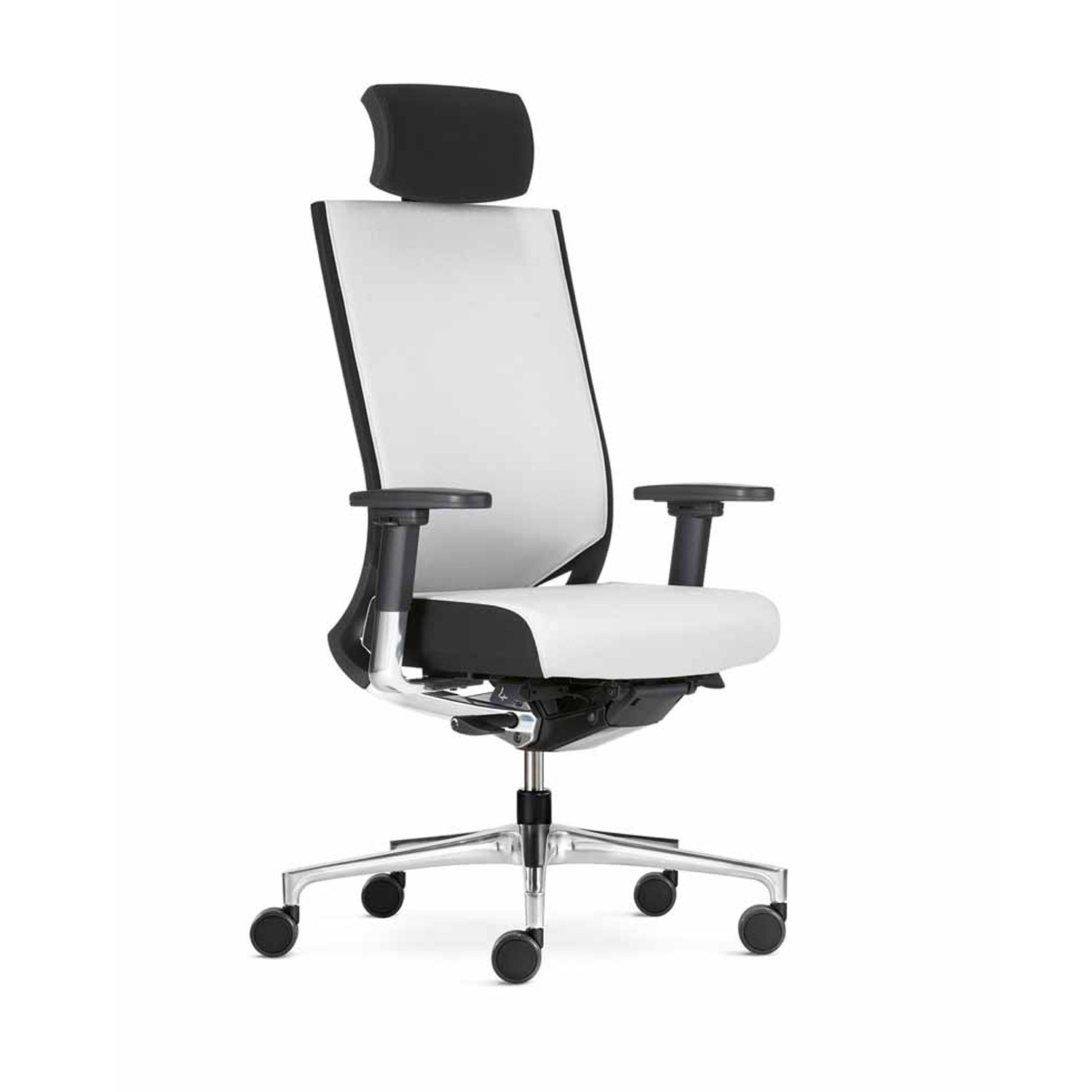 neck support for office chair india hanging on sale duera 24h task ergonomic chairs apres