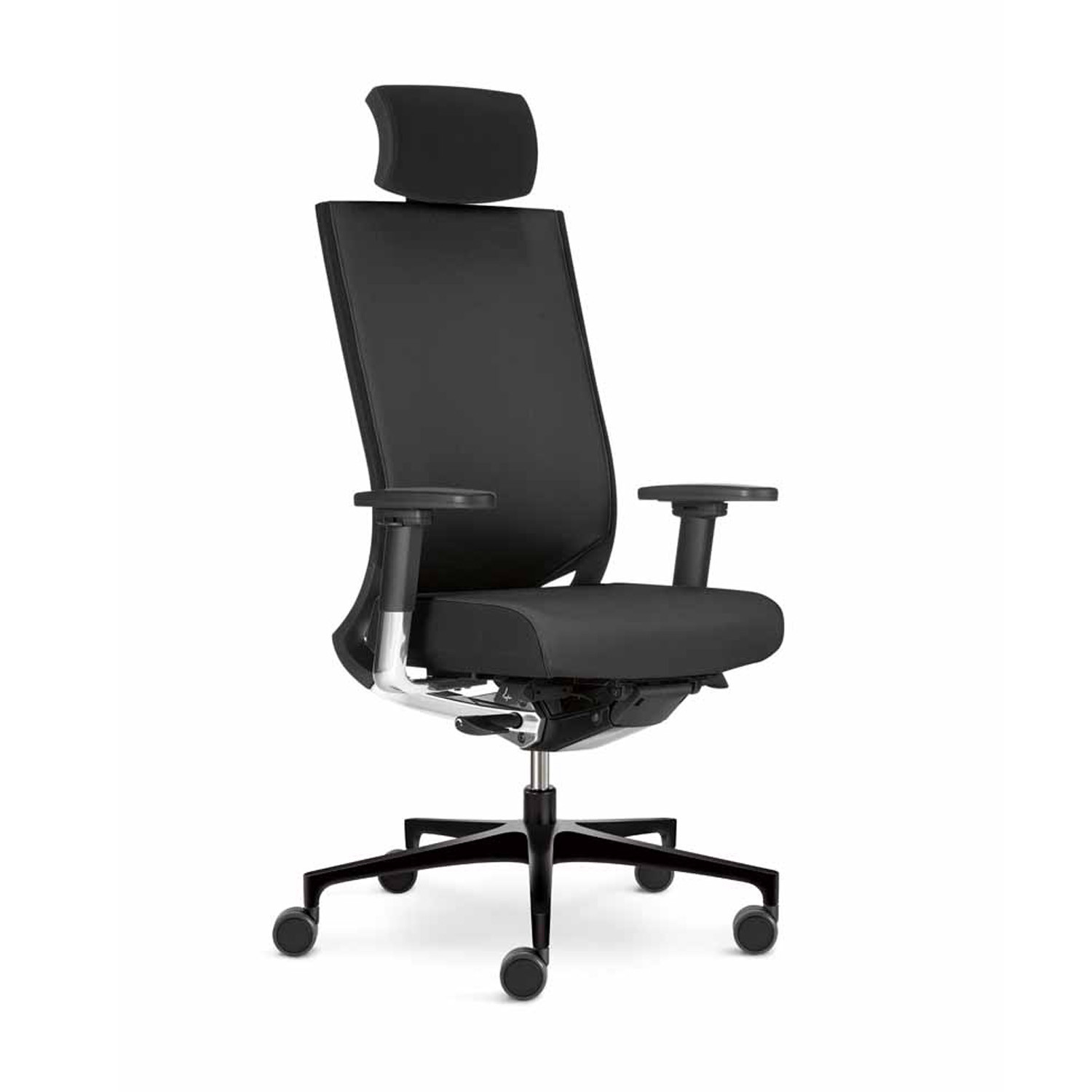 neck support for office chair india tony montana duera 24h task ergonomic chairs apres