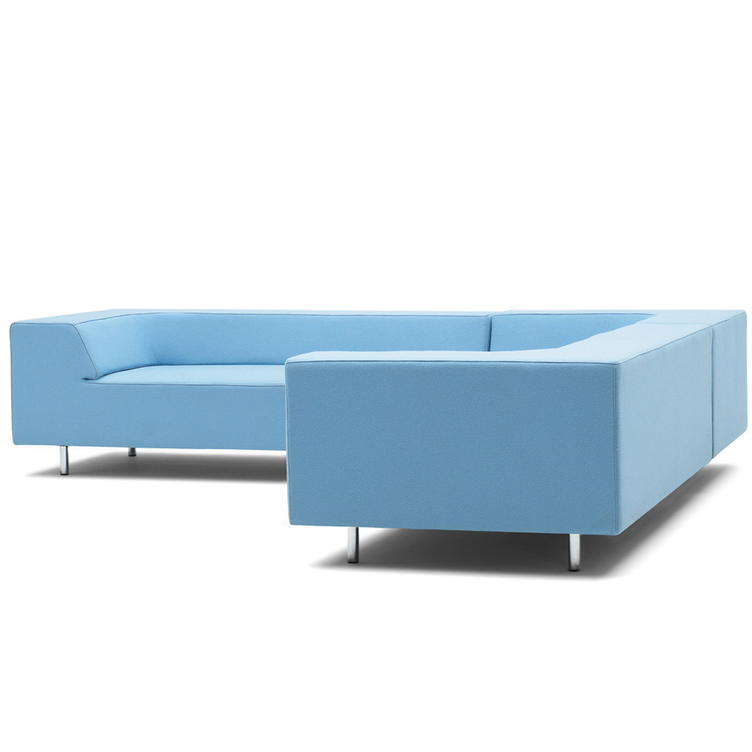foam block sofa bed leather sofas indianapolis easy modular soft seating apres furniture