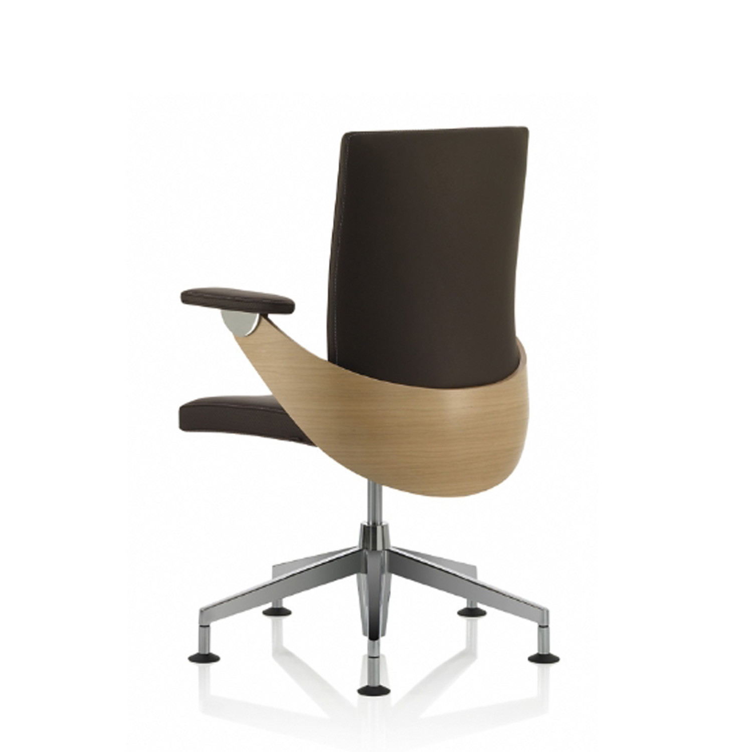 swivel chair operations metal dining chairs industrial lusso luxe ergonomic office seating apres furniture