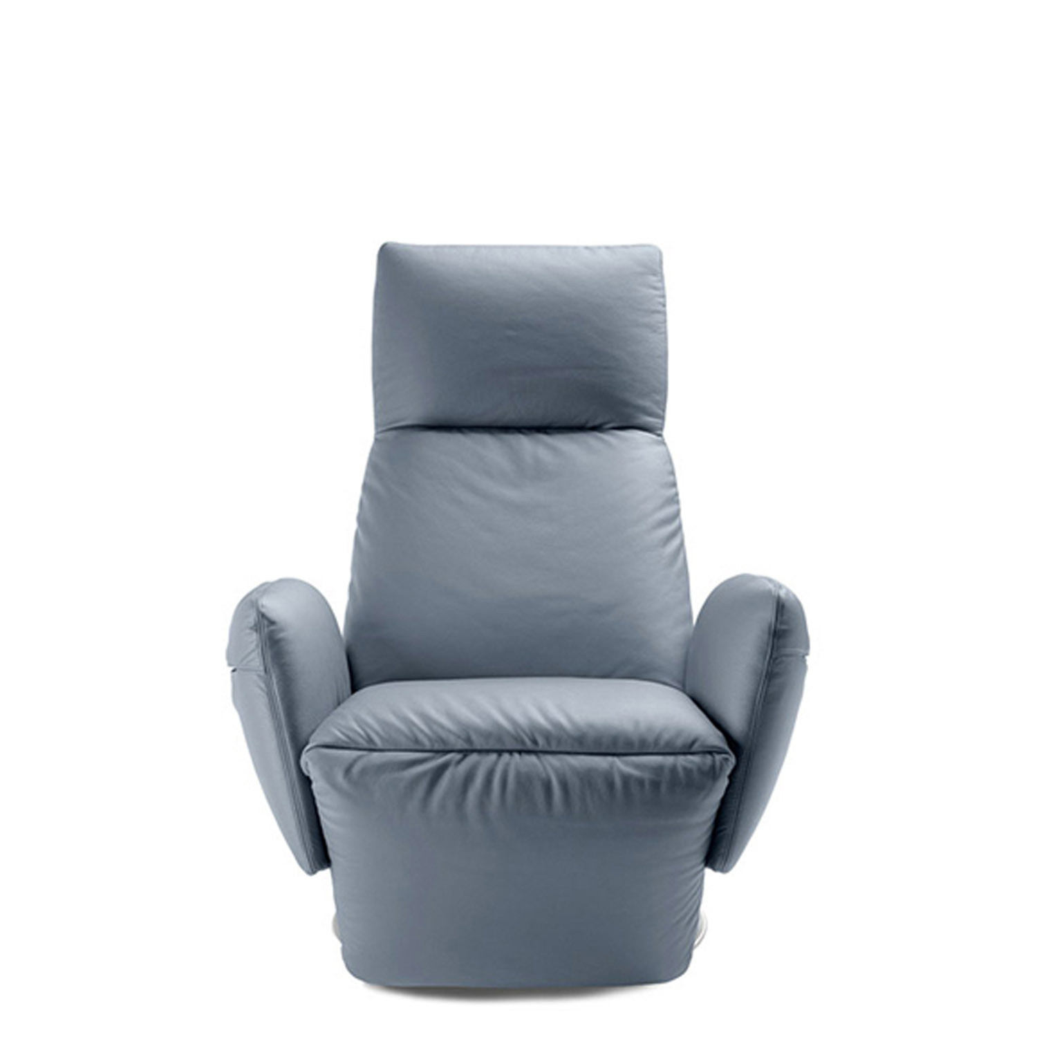 armchair pillow reclining accent chair recliner seating by poltrona frau