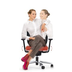 Swing Chair Office Covers Cv Linen Up Ergonomic Task Chairs Apres