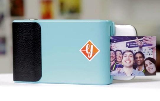 Prynt la coque imprimante polaroïd pour smartphone