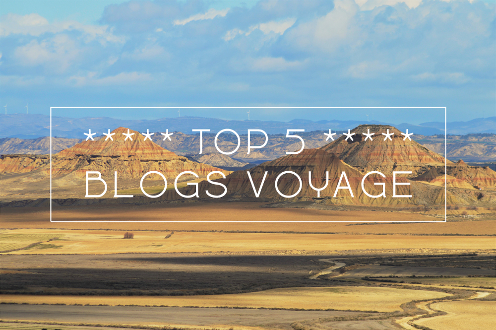 Top 5 blogs voyage