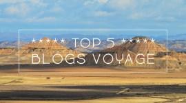Mon top 5 des blogs Voyage