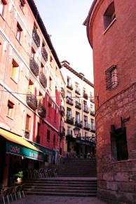 Madrid barrio La latina