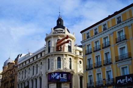 Madrid Teatro Calderon