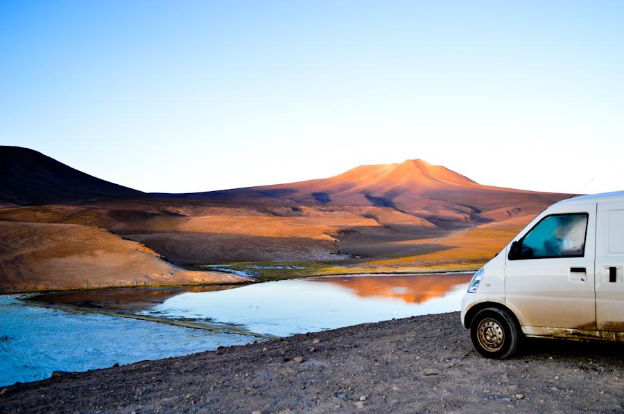 Road-trip en van au nord du Chili / Après la flemme