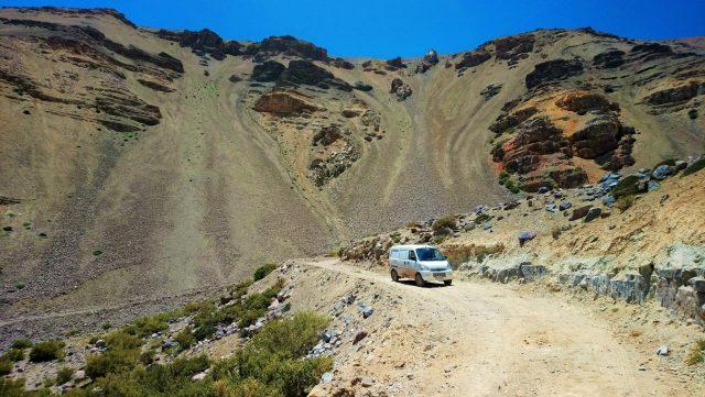 Region d'Atacama, Road-trip en van au Chili / Après la flemme