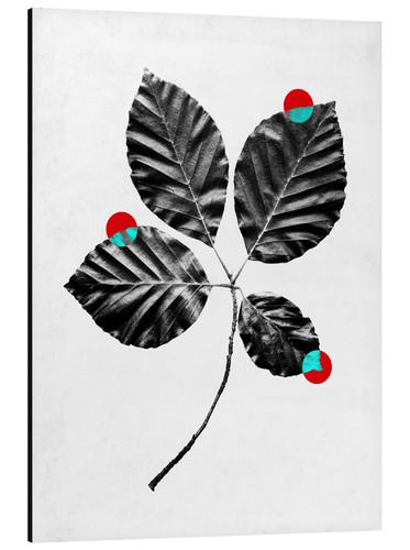 Abstract Flowers 4 de Mareike Böhmer Photography
