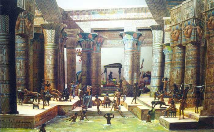 Αποτέλεσμα εικόνας για egypt ancient spa