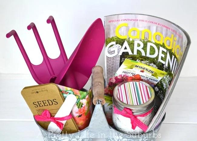 Garden Gift Basket Silent Auction Garden Basket Garden Dump Cart
