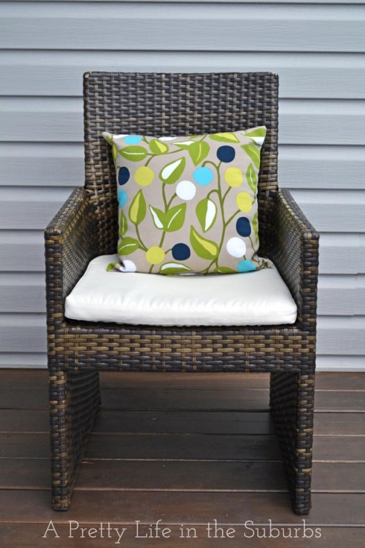 Fixing Outdoor Rattan Furniture