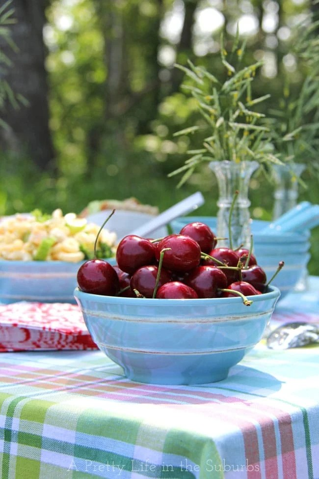 Tips For An Easy Summer Picnic A Pretty Life In The Suburbs