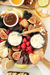 Dessert Cheese Plate - A Pretty Life In The Suburbs