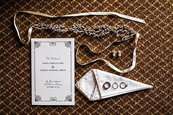 undangan nikah elegan unik