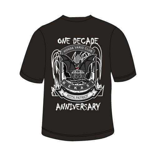 Desain T-Shirt Club Motor
