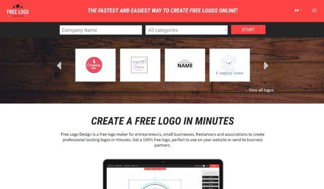Situs desain logo online gratis
