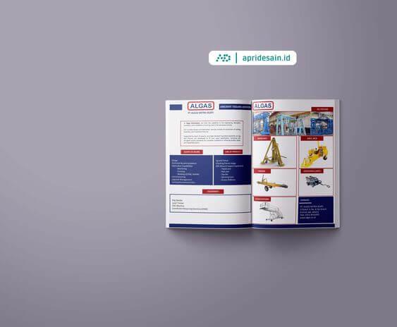 jasa desain katalog perusahaan