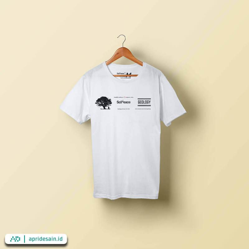 Desain Kaos Brand Distro