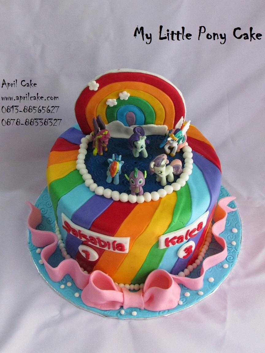 My Little Pony April Cake