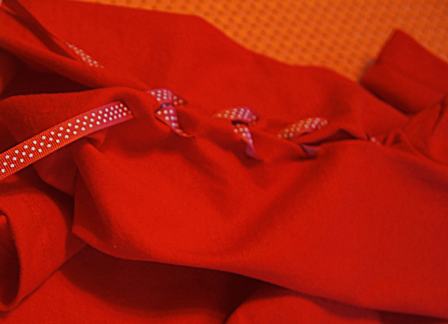 Diy Ribbon Game Day Shirt April Golightly