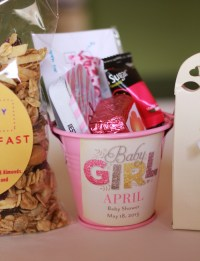 Baby Shower Party Favors For Girls