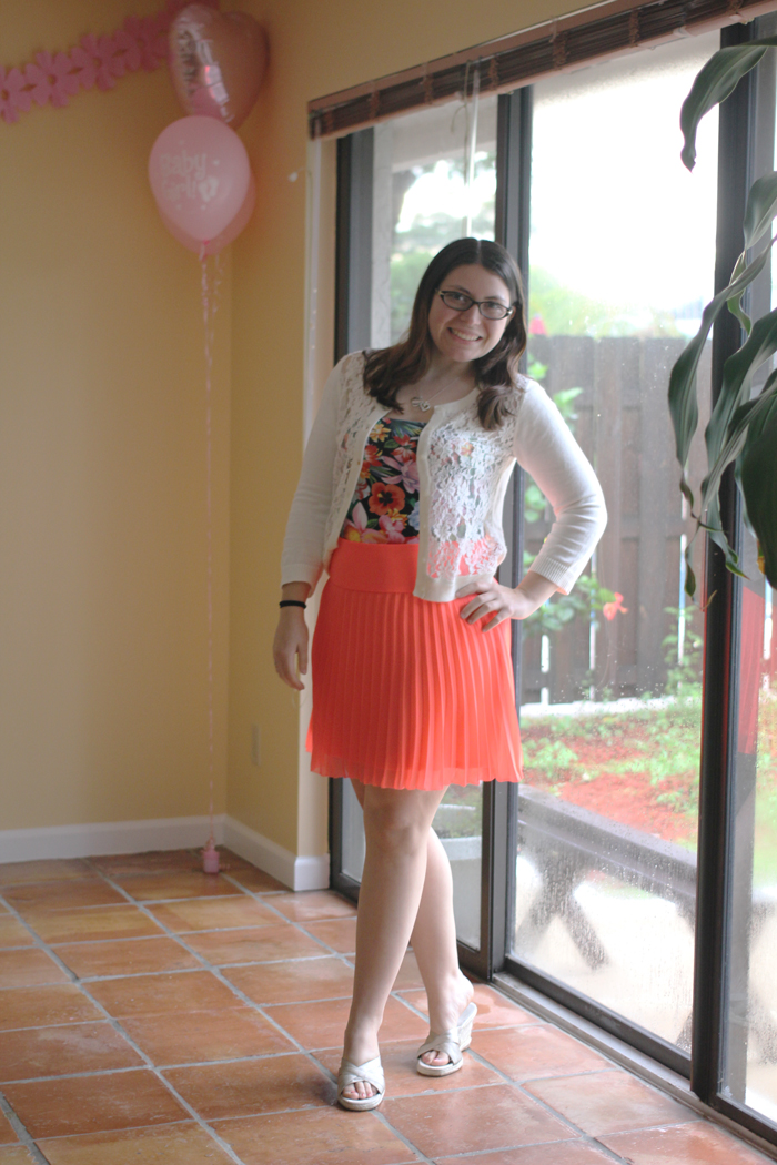 Tropical Neon Outfit - April Golightly