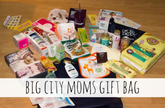 Big City Moms Gift Bag April Golightly