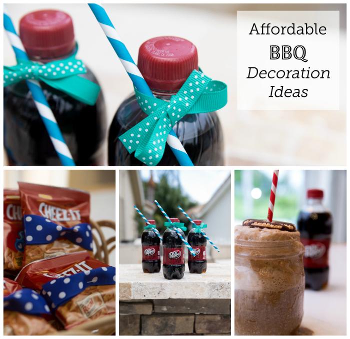 Affordable BBQ Decoration Ideas - April Golightly