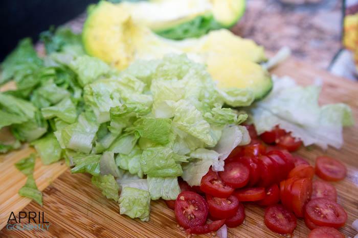 Chicken Burrito Bowl #TEArifficPairs #shop -1792
